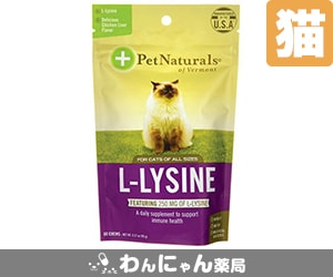 L-リジン(猫用)